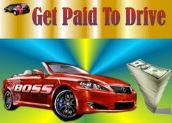 car ads get paid to advertise on your car