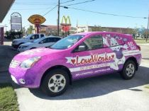 Nissan Rogue Rolling Sex Toys