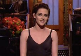 Kristen Stewart Saturday Night Live Butt Plug