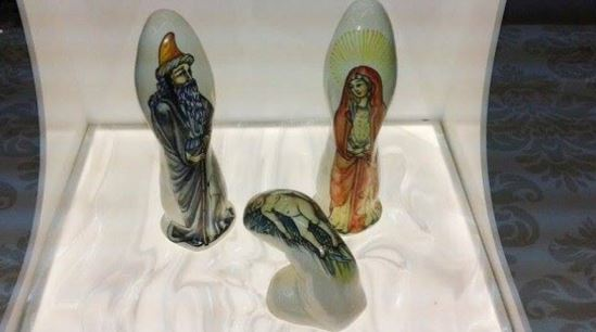 jesus and mary religious dildo