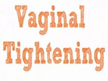 vaginal tightening virgin