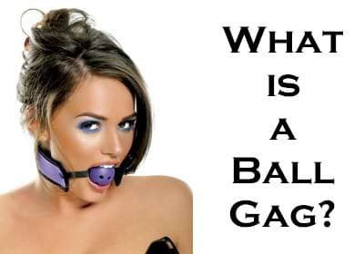 what is a ball gag - what is ball gag bondage